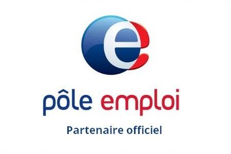 Pôle emploi, partenaire officiel