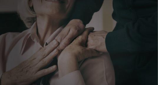 illustration Aide aux Seniors